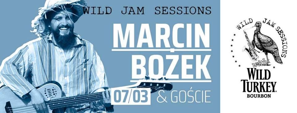BOTO Wild Jam: Marcin Bożek i goście  07.03.2019 Sopot