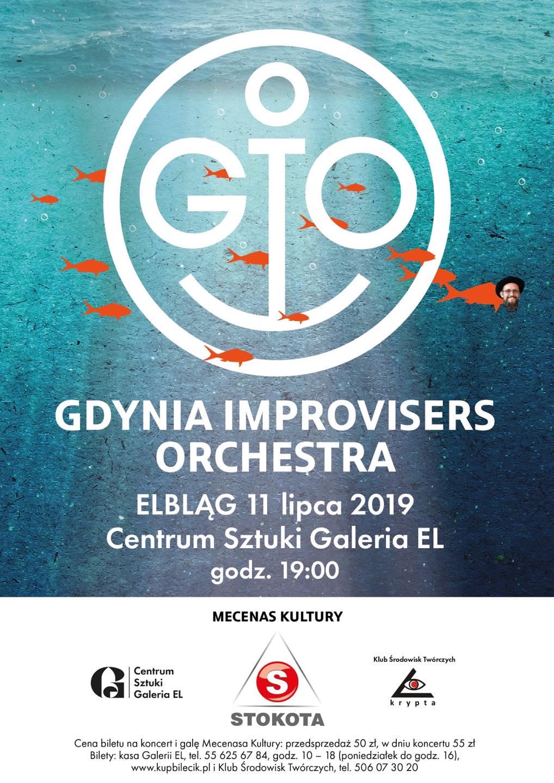 GIO Galeria EL Elbląg 11 lipca 2019